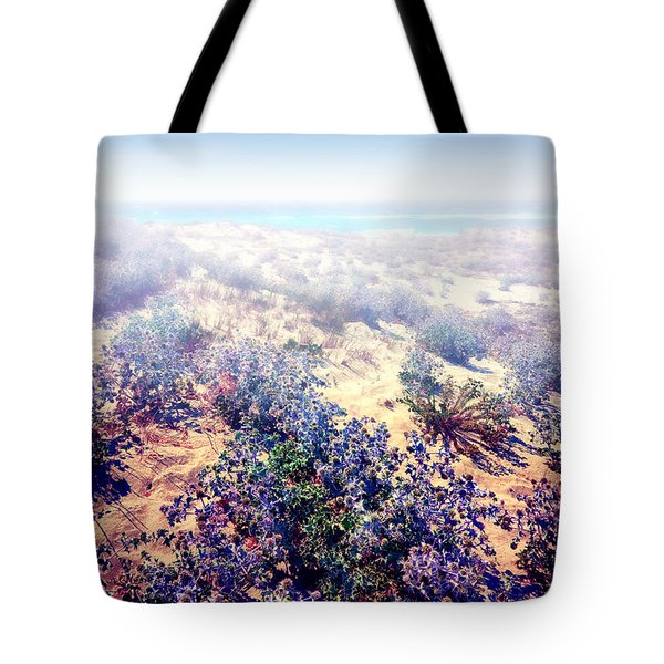 Sun And Wind Tote Bag