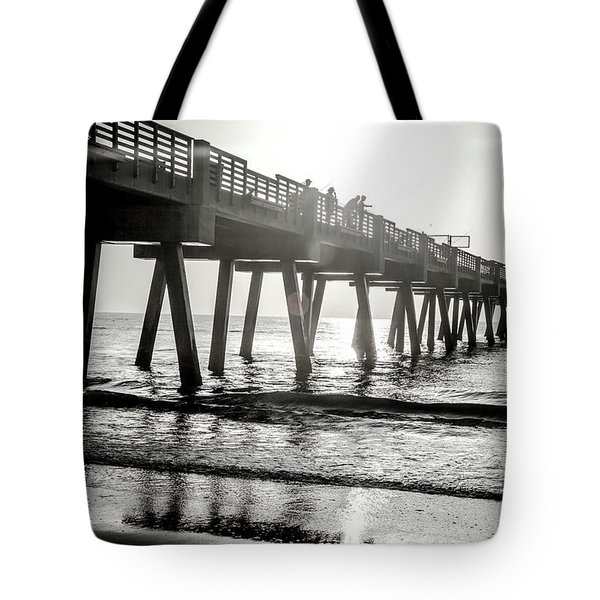 Sun Bathe Tote Bag