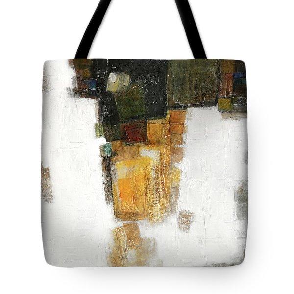 Sun Tote Bag by Behzad Sohrabi