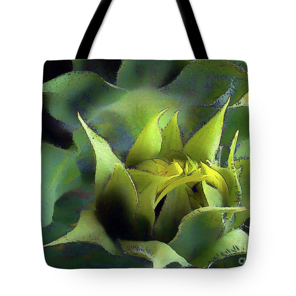 Sun Birthing Tote Bag