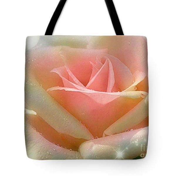 Sun Blush Tote Bag