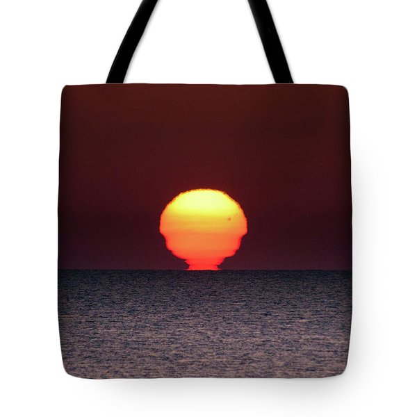 Tote Bag featuring the photograph Sun by Bruno Spagnolo