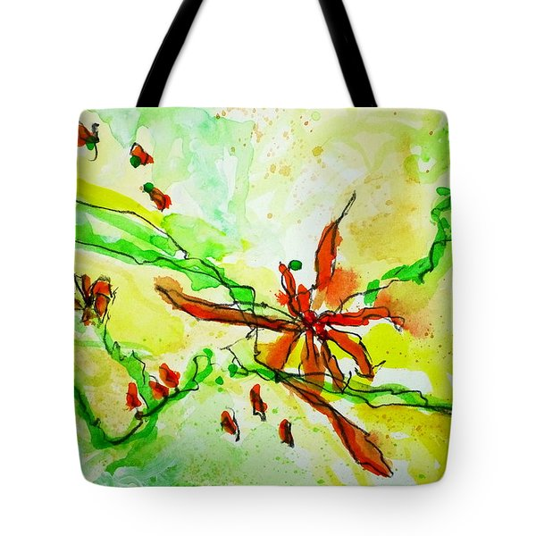 Sun Catchers 3 Tote Bag