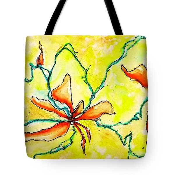 Sun Catchers 4 Tote Bag