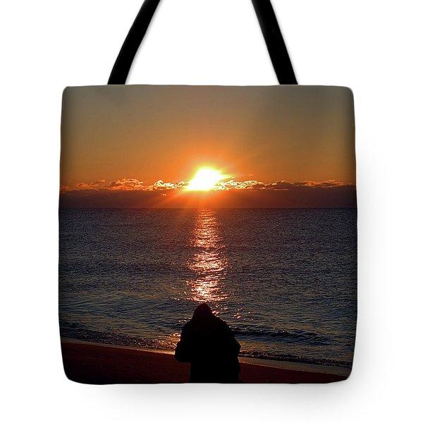 Sun Chasers I I I Tote Bag