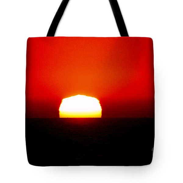 Sun Dipping Tote Bag