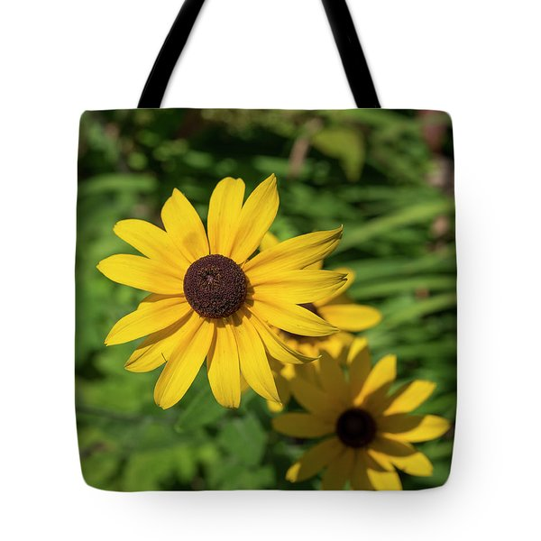 Sun Drenched Daisy Tote Bag
