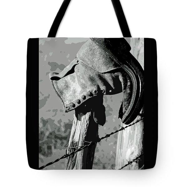 Sun Dried Tote Bag by Joe Jake Pratt