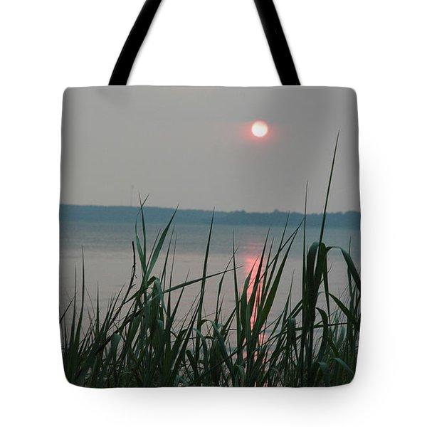 Sun Drop Tote Bag