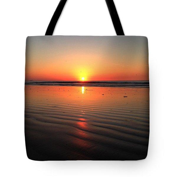 Sun Dunes Tote Bag
