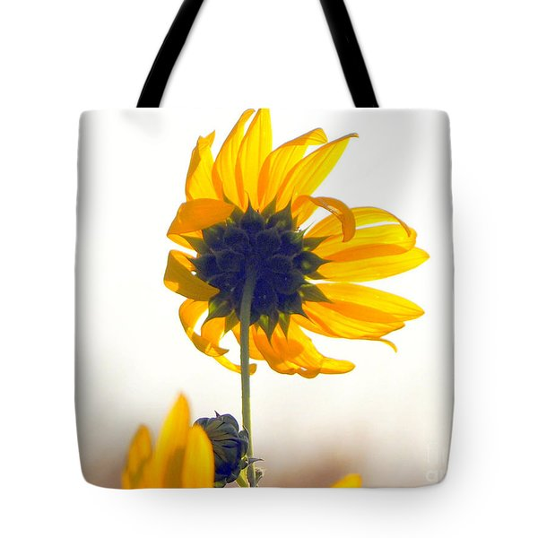 Sun Flower 101 Tote Bag
