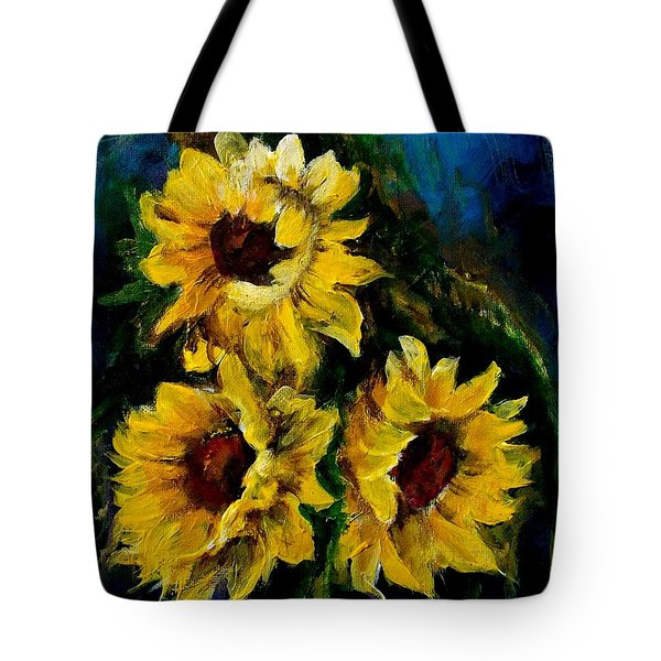 Sun Flowers 1 Tote Bag