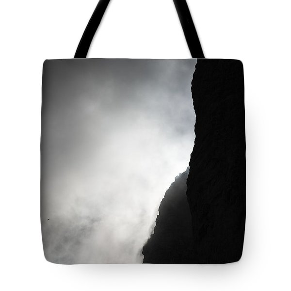 Sun In The Clouds Tote Bag