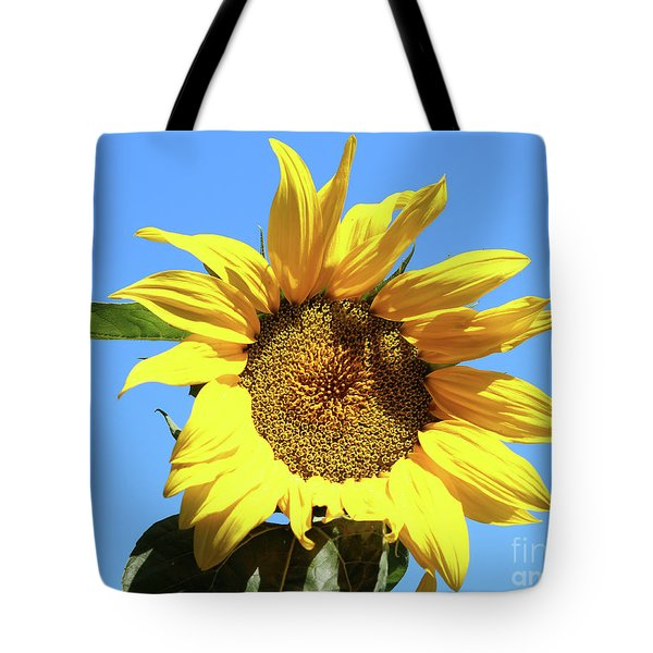 Sun In The Sky Tote Bag