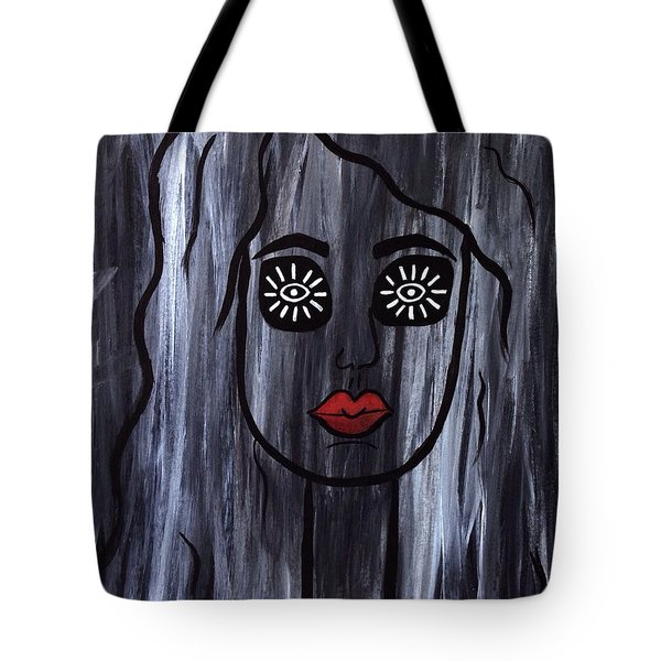 Sun In Your Eyes Tote Bag