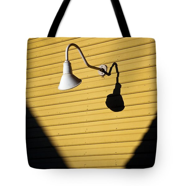 Sun Lamp Tote Bag
