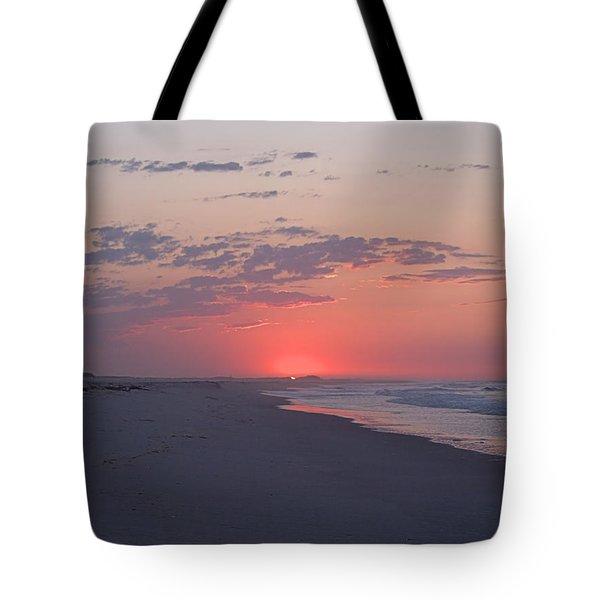 Sun Pop Tote Bag