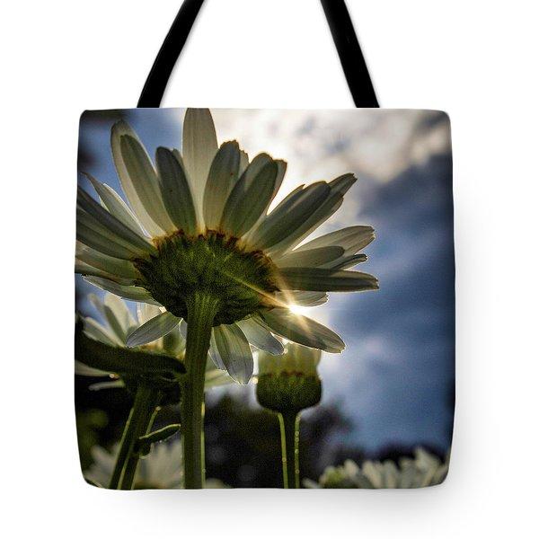 Sun Rain Tote Bag