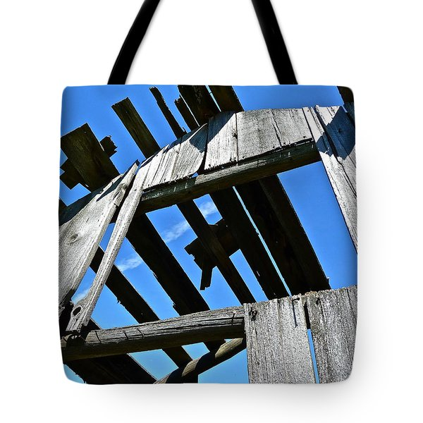 Sun Roof Tote Bag