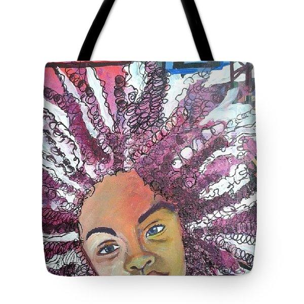Sun Spirit Tote Bag