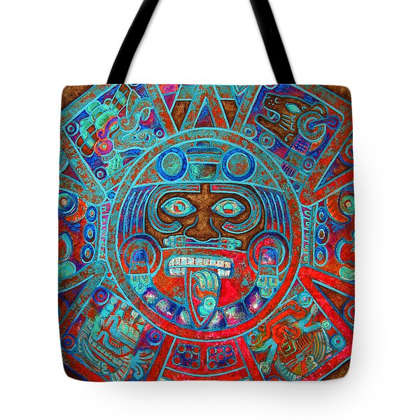 Sun Stone Tote Bag
