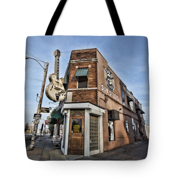 Sun Studio - Memphis #1 Tote Bag