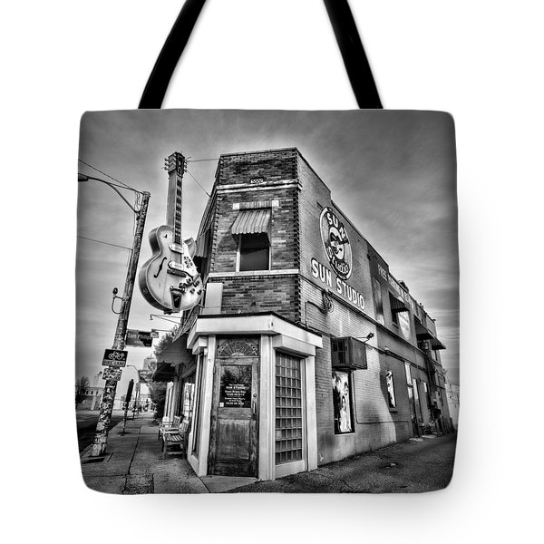 Sun Studio - Memphis #2 Tote Bag by Stephen Stookey