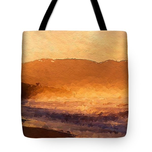 Sun Swept  Tote Bag by Anthony Fishburne