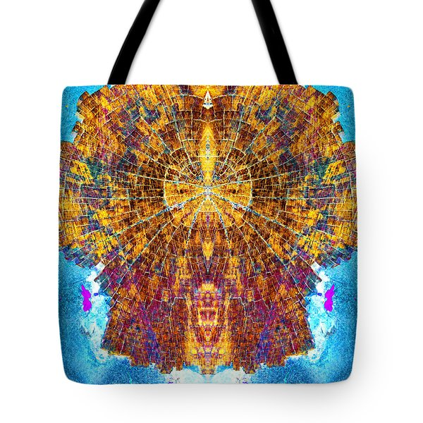 Sun To The Hathors Tote Bag