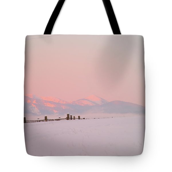 Sun Up On 12th Tote Bag