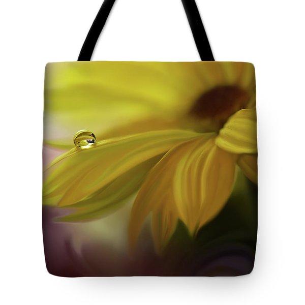 Sunbeam... Tote Bag by Juliana Nan