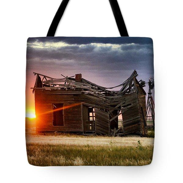 Sunbeam Light Tote Bag by Clarice  Lakota