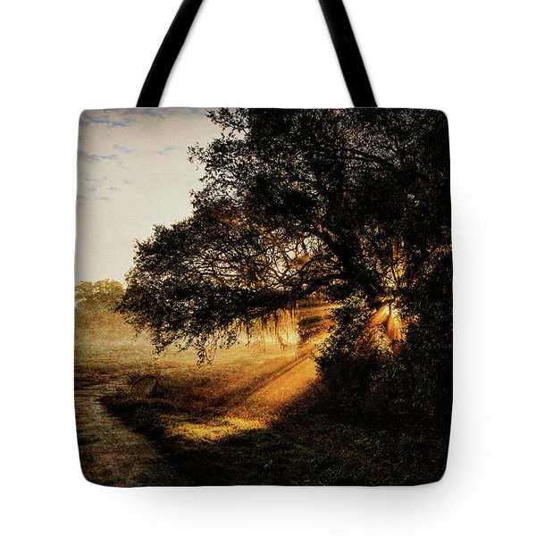 Sunbeam Sunrise Tote Bag