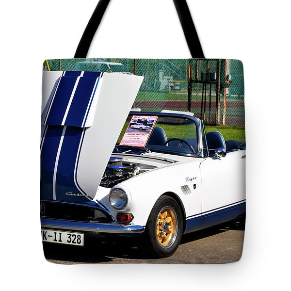 Sunbeam Tiger Tote Bag
