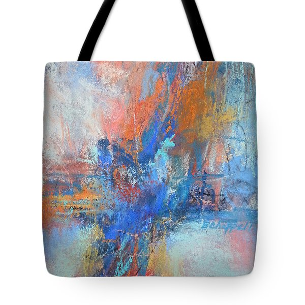 Sunburn Tote Bag