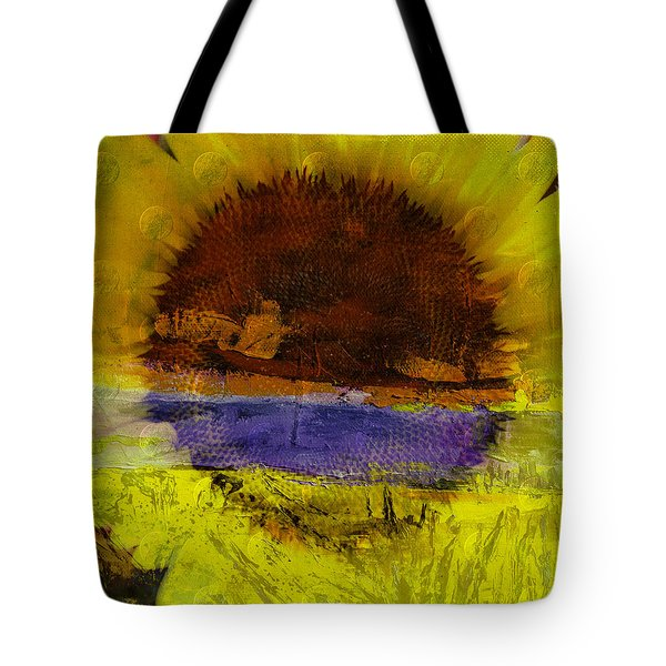 Sunburst Tote Bag by Mary Ward
