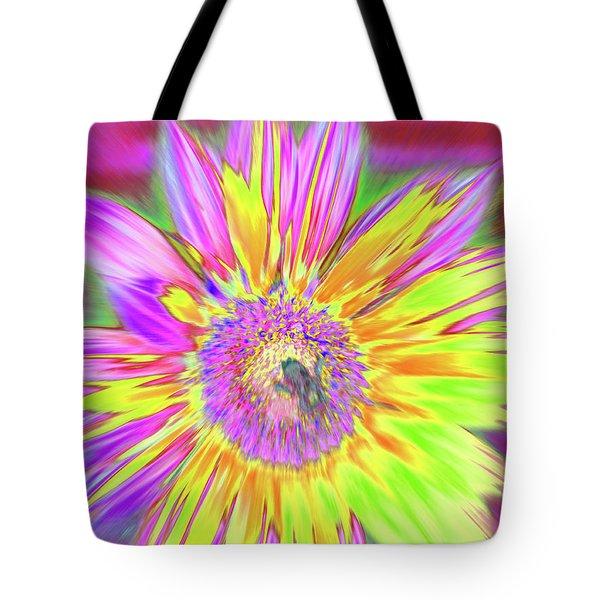 Sunbuzzy Tote Bag