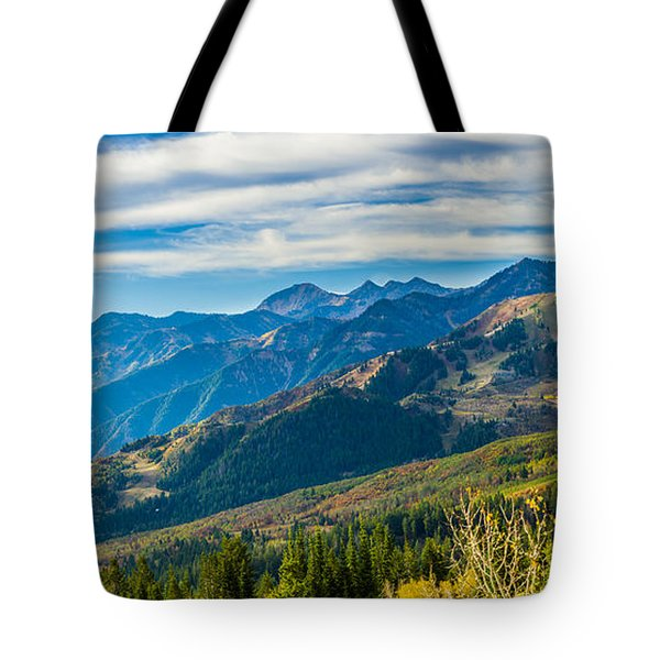 Sundance Autumn Tote Bag