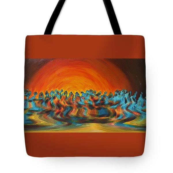 Sundance Tote Bag