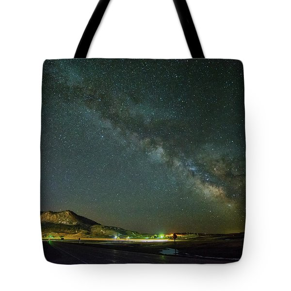 Sundance Milky Way Tote Bag