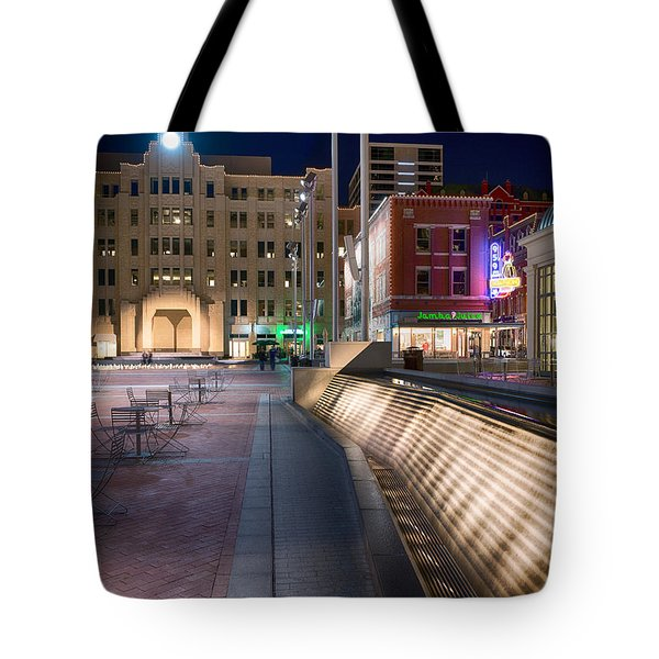 Sundance Square 01715 Tote Bag