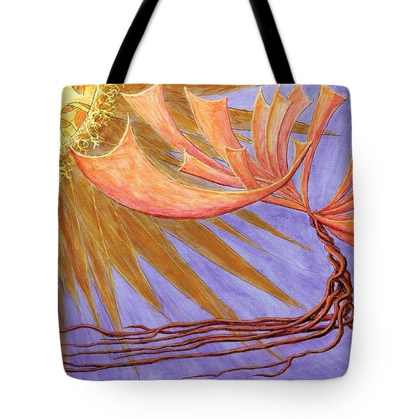 Sundancer Tote Bag by Charles Cater