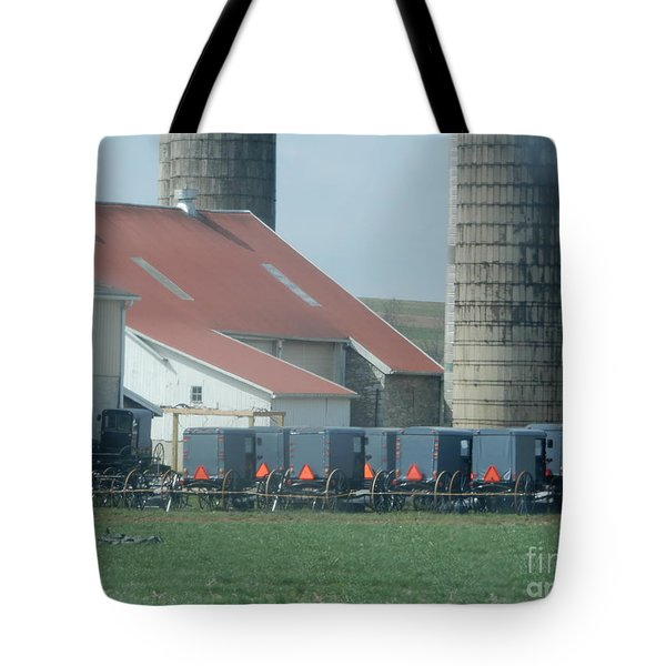 Sunday Best Tote Bag