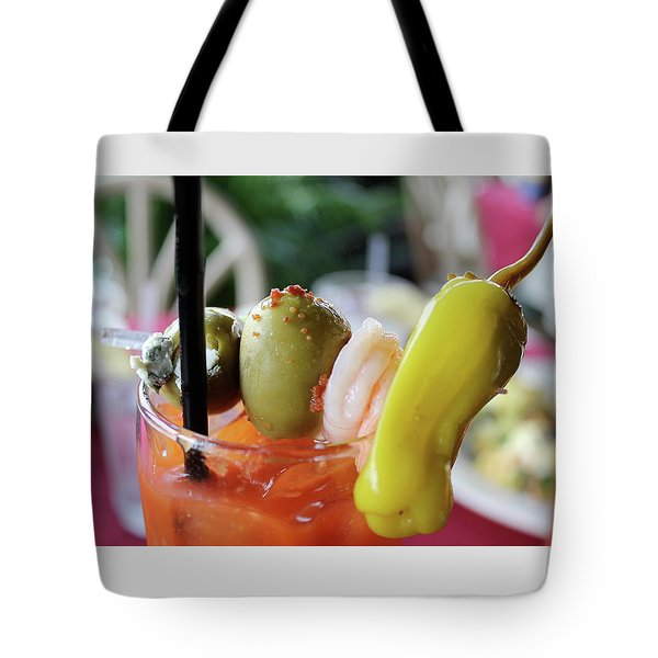 Sunday Brunch Tote Bag