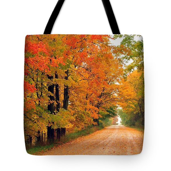 Sunday Drive Tote Bag