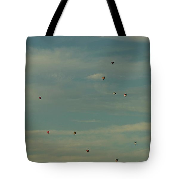Sunday Meeting Tote Bag