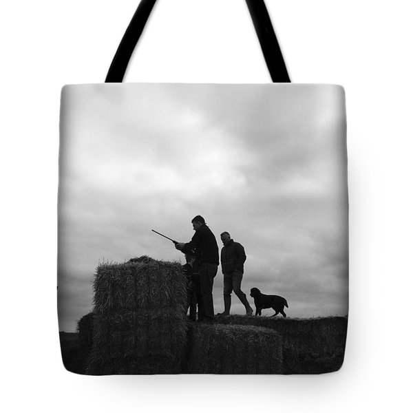 Sunday Morning Shoot #norfolk #suffolk Tote Bag by Cavorting In The Country