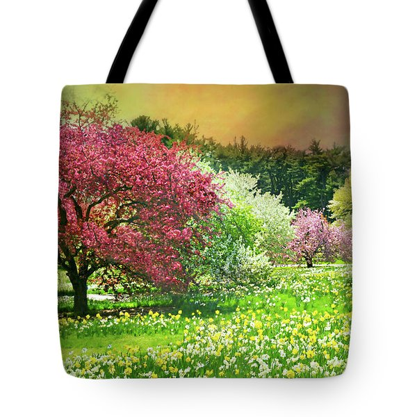 Tote Bag featuring the photograph Sunday My Day by Diana Angstadt