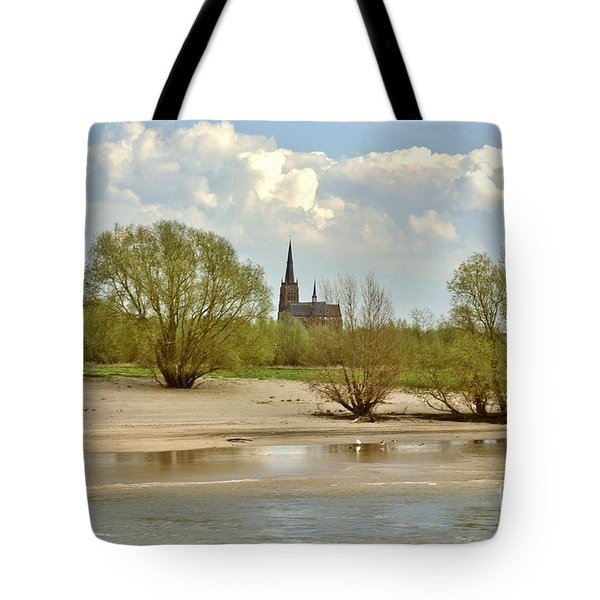 Sunday On The Rhine Tote Bag