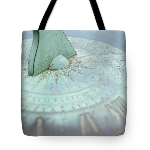 Sundial IIi Tote Bag